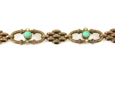 71840-July/Turqoise Bracelet CFA1306276