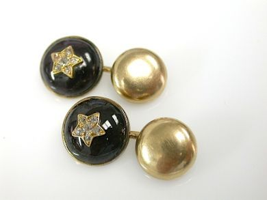 71840-July/Victorian Cufflinks CFA1306312