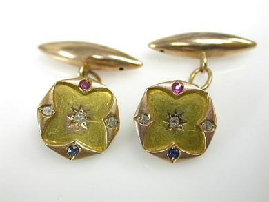 71906-July/Cufflinks CFA1306319