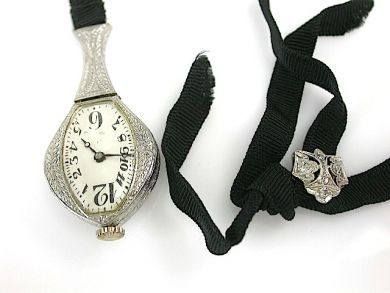71906-July/Ladies Pocket Watch CFA130712