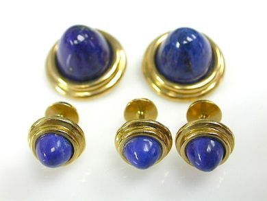 71906-July/Lapis Cufflinks CFA1306320