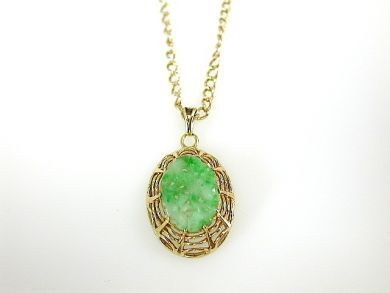 71989-July/Jade Pendant CFA1307166