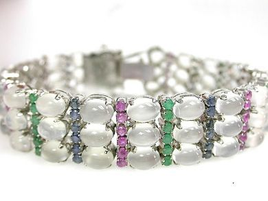 71989-July/Noonstone Bracelet CFA130797