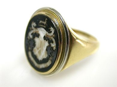 72004-July/Intaglio Ring CFA1307147