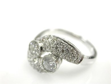 72056-July/Diamond Swirl Ring CFA1307206