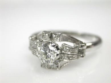 72056-July/Vintage Engagement Ring CFA1307209