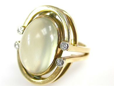 73100-September/Moonstone Ring CFA1308102