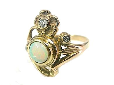 73156-September/Opal Ring CFA1308235