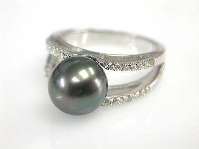 73156-September/Tahitian Pearl Ring CFA1308154