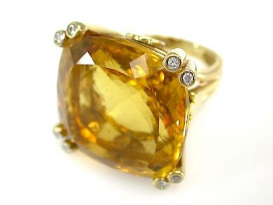 73362-October/Citrine Ring CFA1307234