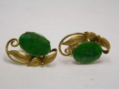 73382-October/Jade Earrings DSCN7684