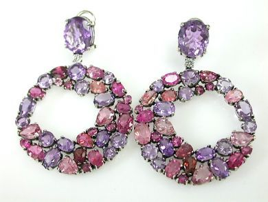 73382-October/Tourmaline Earrings cfa1309306