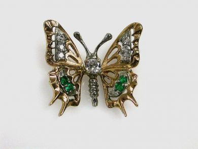 A69702-June/Butterfly Brooch CFA121295