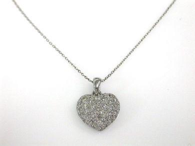 A69702-June/Diamond Heart Pendant CFA121207