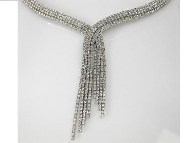 A69702-June/Diamond Necklace CFA1212177