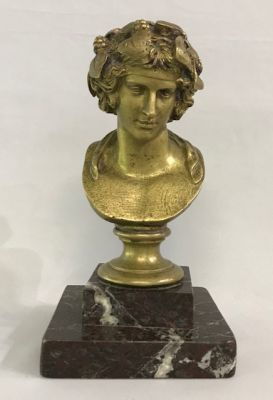 A Bust of Young Bacchus 3
