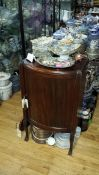 Antique Sheet Music Cabinet
