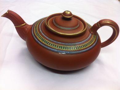 Pratt Tea Pot