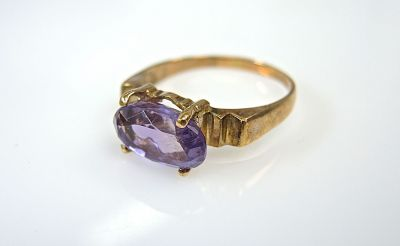 Amethyst Ring CFA1402112