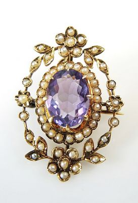 Antique-Amethyst-and-Pearl-Brooch-Pendant-CFA170608-83656