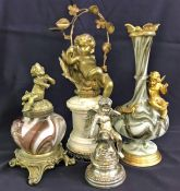Antique Cherubs