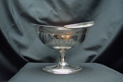 Antique Irish Silver Basket  Dublin  1799