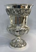 Antique Sterling Silver Presentation Cup