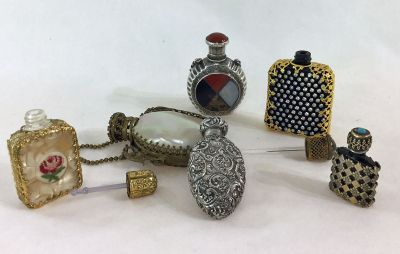 Antique and Victorian Scent Bottles 2