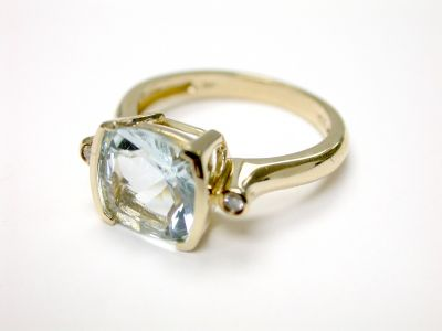Aquamarine Ring CFA1404471