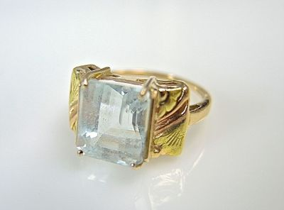 Aquamarine Ring CFA1406301