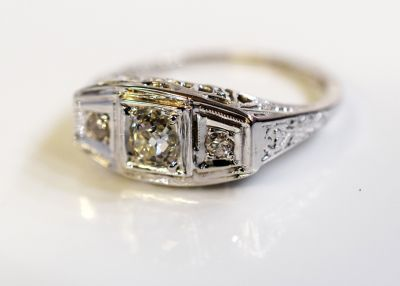 Art-Deco-3-Diamond-Ring-AGL72130-83633