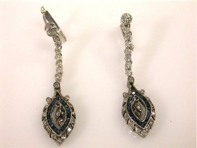 Art-Deco-Diamond-and-Sapphire-Earrings-CFA1706156-83762