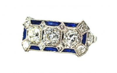 Art-Deco-Diamond-and-Sapphire-Ring-CFA1907100-85878aa