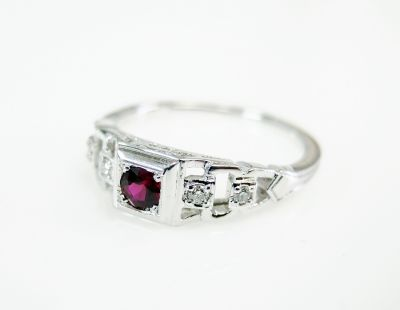 Art-Deco-Inspired-Ruby-and-Diamond-Ring-CFA1507325-82438