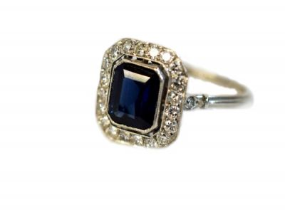 Art-Deco-Inspired-Sapphire-and-Diamond-Ring-CFA160266-82445aa