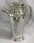 Art Deco Birks Sterling Silver Cocktail Shaker
