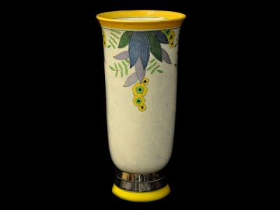 Royal Doulton Vase Art Deco