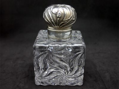Art Nouveau Ink Well 1 Cynthia Findlay Antiques