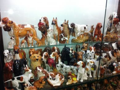Assorted September 2011/royal doulton discountinued dogs