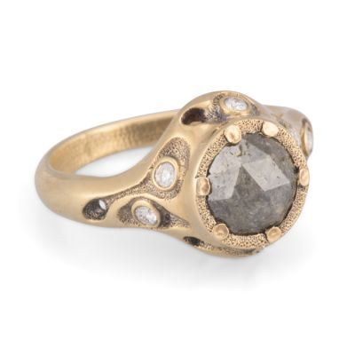 Audrius Krulis Diamond Ring
