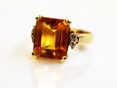 Birks-Citrine-and-Diamond-Ring-AGL68952-83231