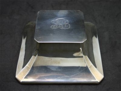 Birmingham Sterling Inkwell 1 Cynthia Findlay Antiques