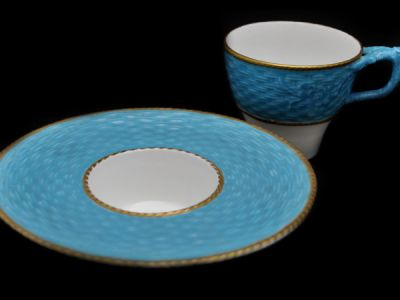 Bodley Cup and Saucer- Bd001 3