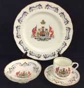 Vintage Canadian Centennial Commemoratives