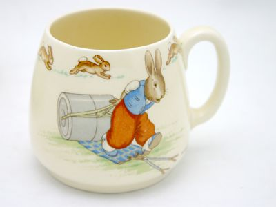 Bunnykins Mug 1 Cynthia Findlay Antiques