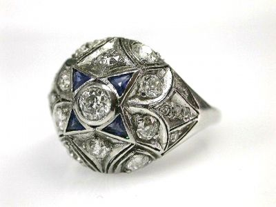 CFA 2014/Diamond Ring Cynthia Findlay Antiques CFA1210249 69236