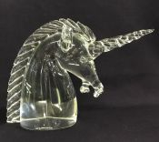 Cartier Crystal Unicorn Paperweight