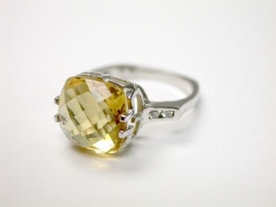 Citrine Ring CFA1404490