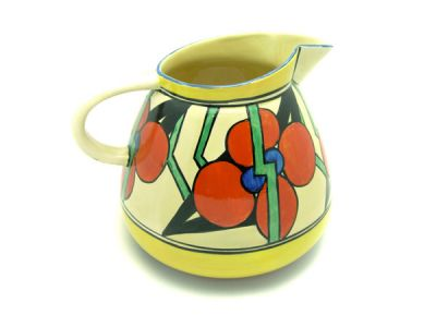 Clarice Cliff Bizzare Jug