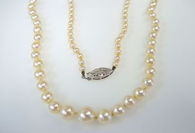 Cultured Pearl Necklace CFA1402168